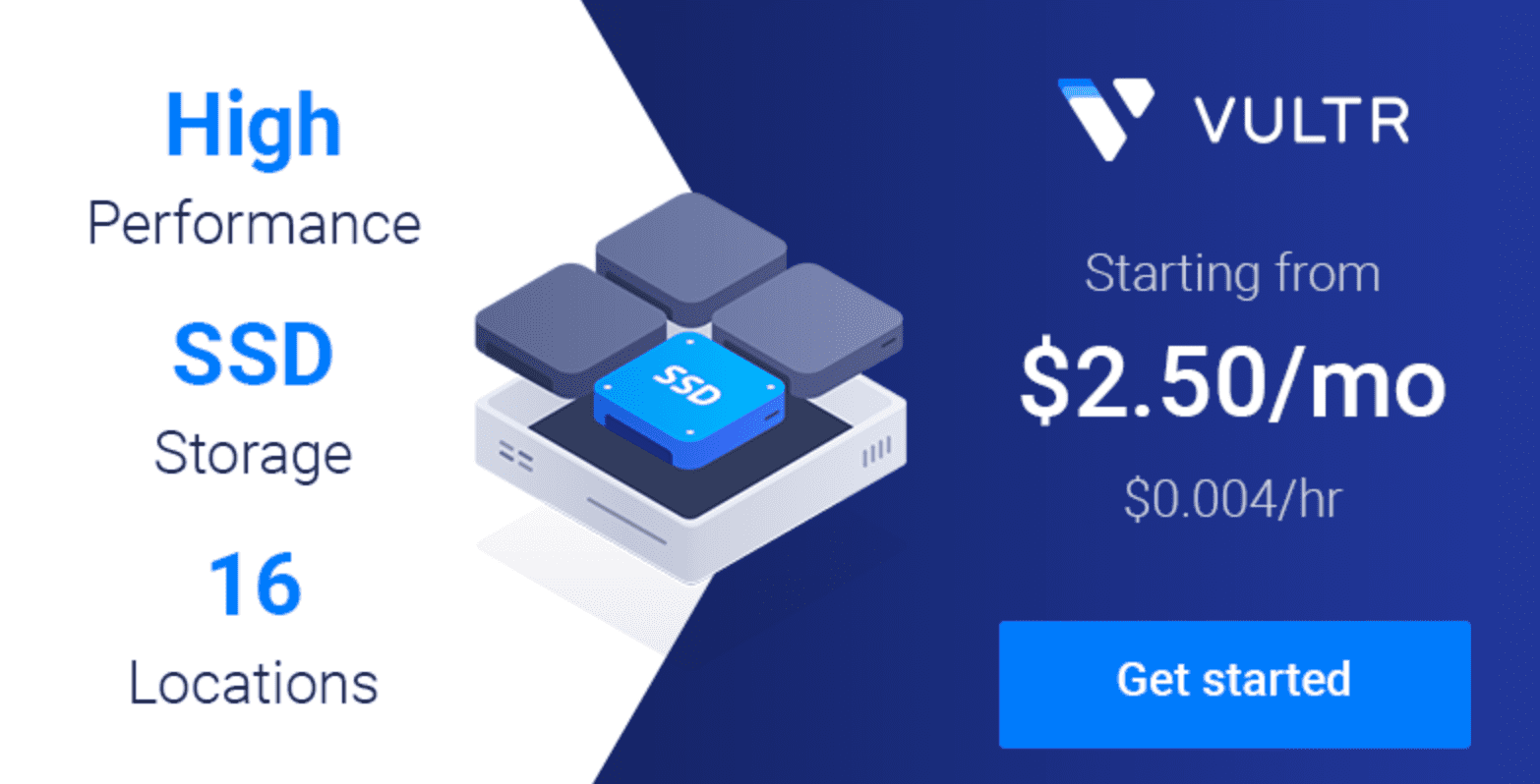 toolfk:vultr vps